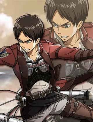 46 best images about Official art AOT/SNK on Pinterest ...