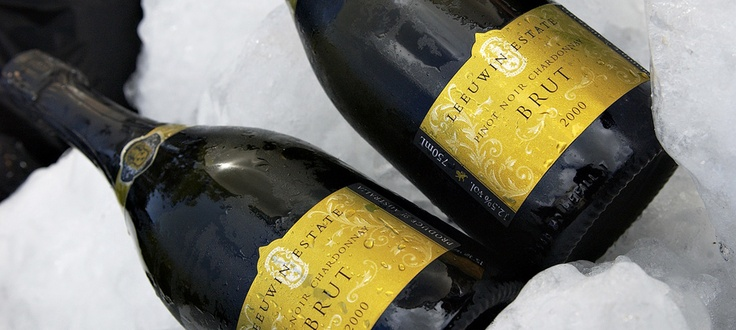 Leeuwin Estate's Pinot Noir Chardonnay - BRUT 2000