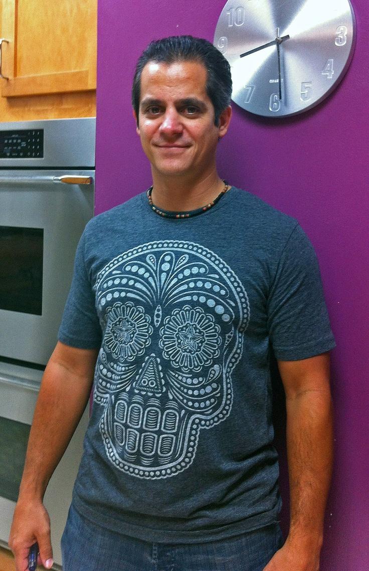Jason Tilford, of Milagro Modern Mexican:  T-Shirt