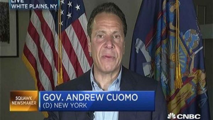 Second Generation Dem Governor Born in New York Claims He's An Immigrant