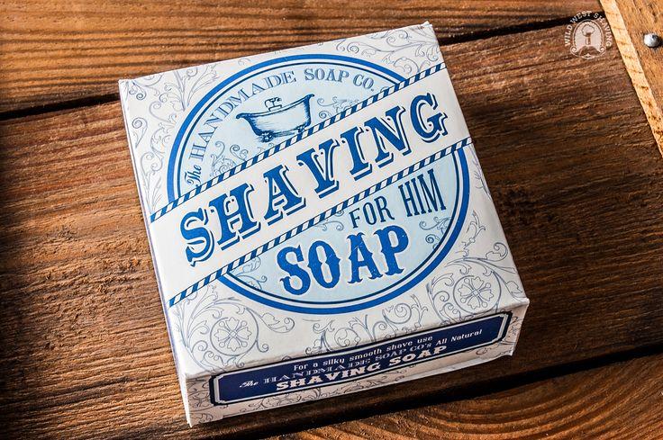 The Handmade Soap Co. - Shaving Soap for HIM