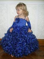 Нарядное платье для девочки формы вероника и к