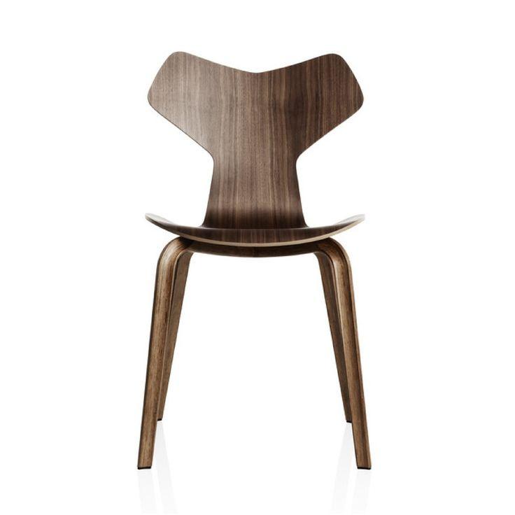 Grand Prix Chair | Chrome Legs