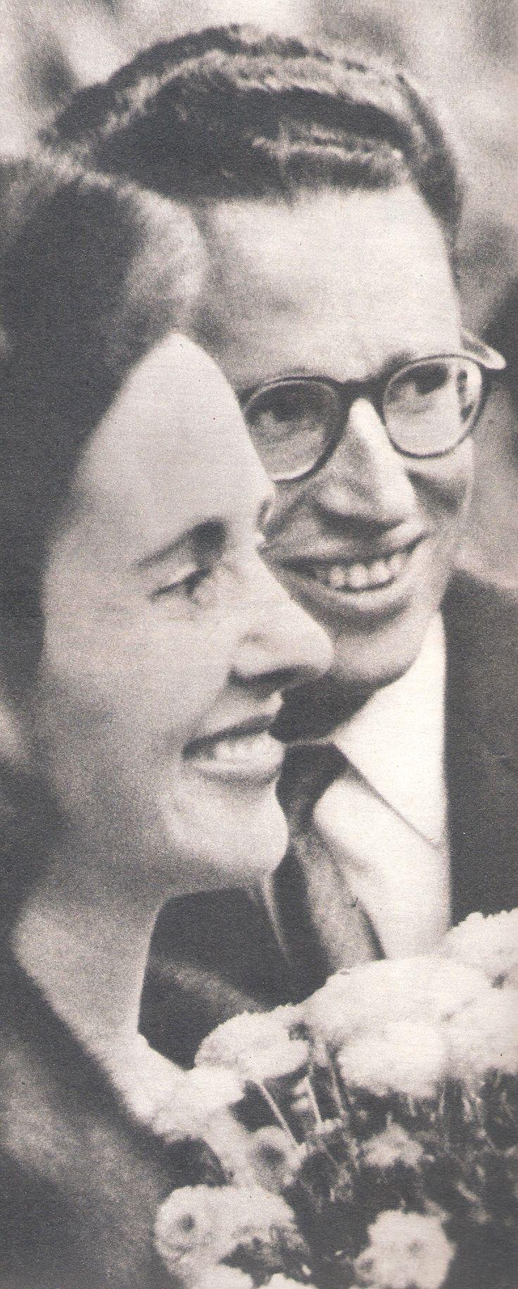 Roi Baudouin et Dona Fabiola 1960. Revue Le patriote illustré N°44