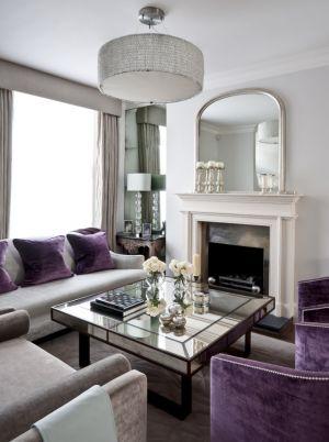 Hoş ve güzel sohbetlere mekan olacak, güzel bir oturma odası dekorasyonu