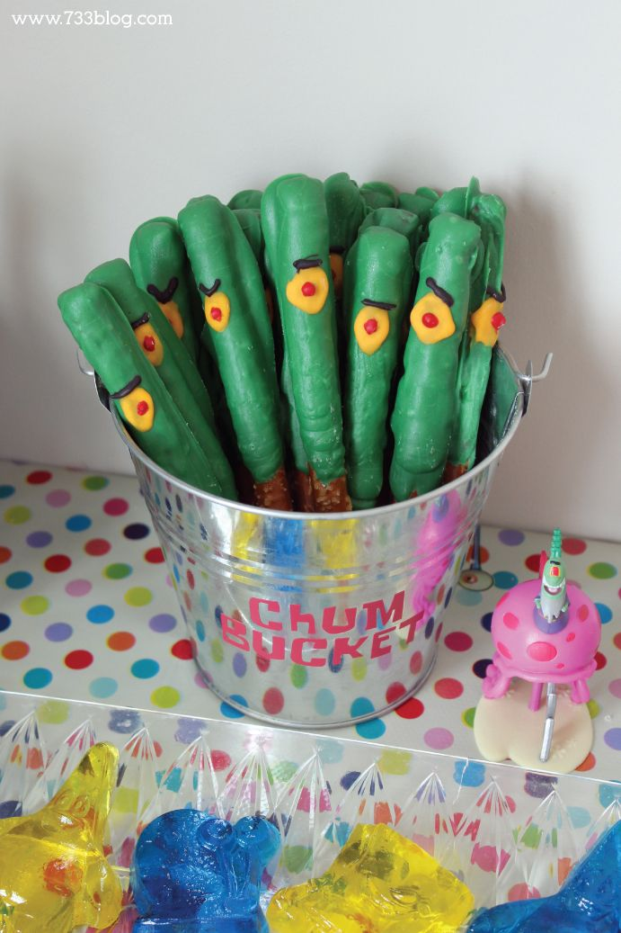 Best 25 Spongebob party ideas ideas on Pinterest Spongebob