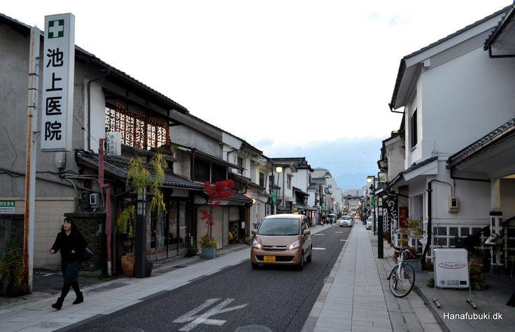Matsumoto Nakamachi shopping street