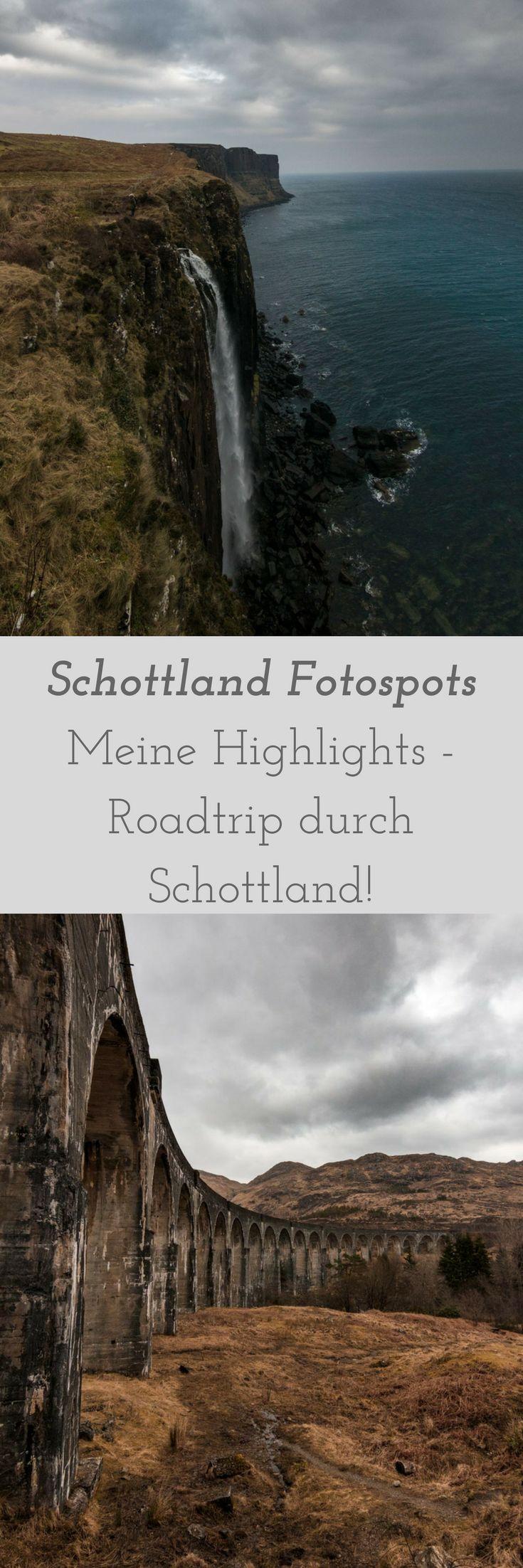 Schottland Fotospots – Roadtrip Schottland – Imani Harris