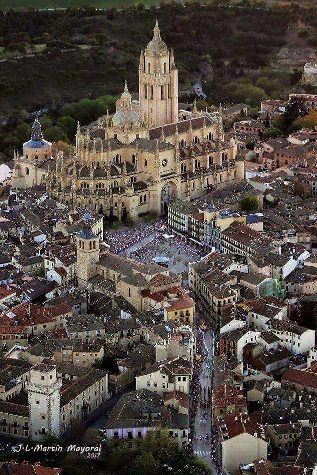 Segovia España.