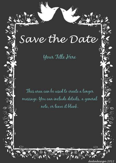 8 best Wedding - EVITES/Save the Date ideas images on Pinterest