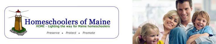 HOME schoolers of maine