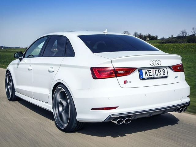 Audi S3 Sedan Tuned By Abt Audi