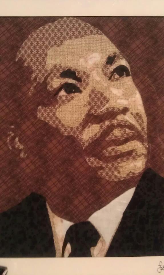 14 best my fabric portrait art images on pinterest