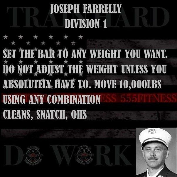 TRAIN HARD DO WORK ________________________________________ Want to be featured? Show us how you train hard and do work Use #555fitness in your post. You can learn more about us and our charity by visiting WWW.555FITNESS.ORG #fire #fitness #firefighter #f