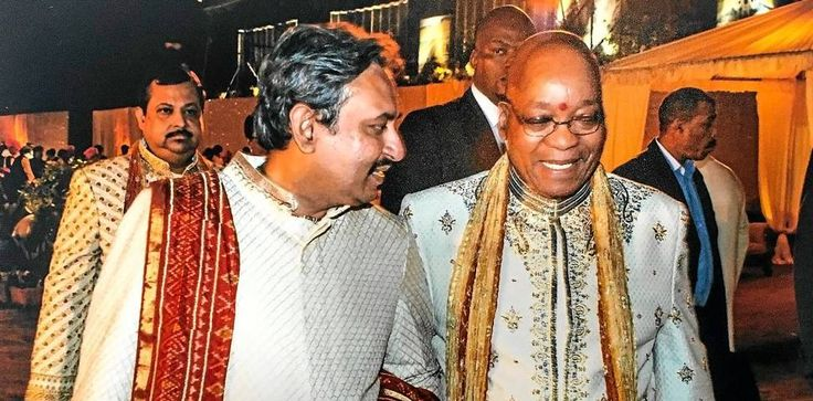 President Jacob Zuma allegedly tried to silence a close confidant who had