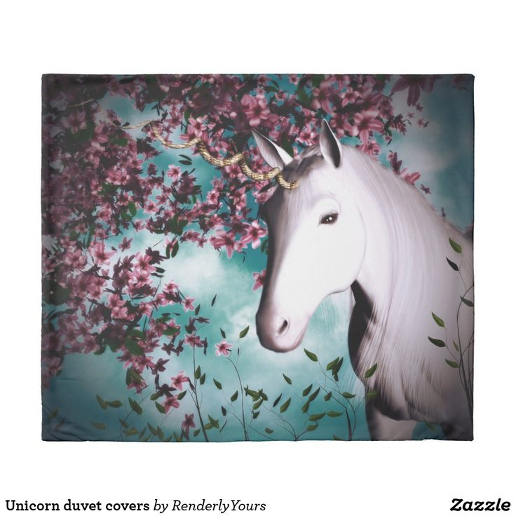 Unicorn duvet covers duvet cover