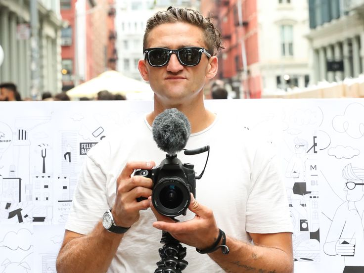 Perhaps Beme will become the next must-have social media app... CNN Acquires Social-Video Startup Beme, Co-Founded by YouTube Star Casey Neistat http://variety.com/2016/digital/news/cnn-casey-neistat-beme-acquisition-1201927533/