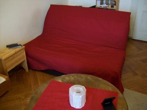 Une nouvelle housse de futon - Fait Main... et si c'était facile!