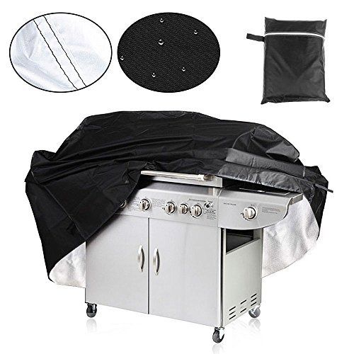 aodoor housse b che de protection barbecue protection grill jardin patio poussi re anti uv anti. Black Bedroom Furniture Sets. Home Design Ideas