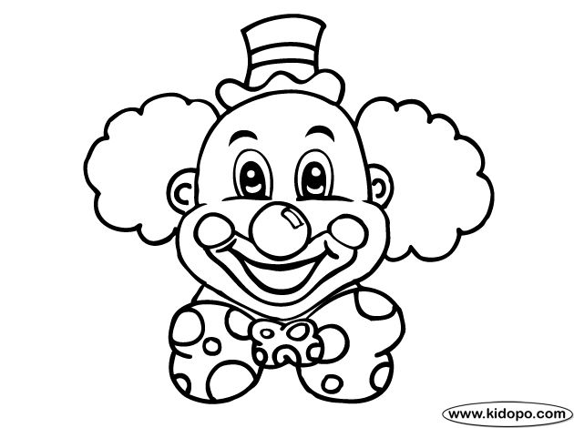 Halloween Coloring Pages For Kids in addition Tribal Pattern Coloring Pages as well Animal Mask Template likewise How To Draw A Killer Clown Step By Step also 311592867949179032. on scary clown craft