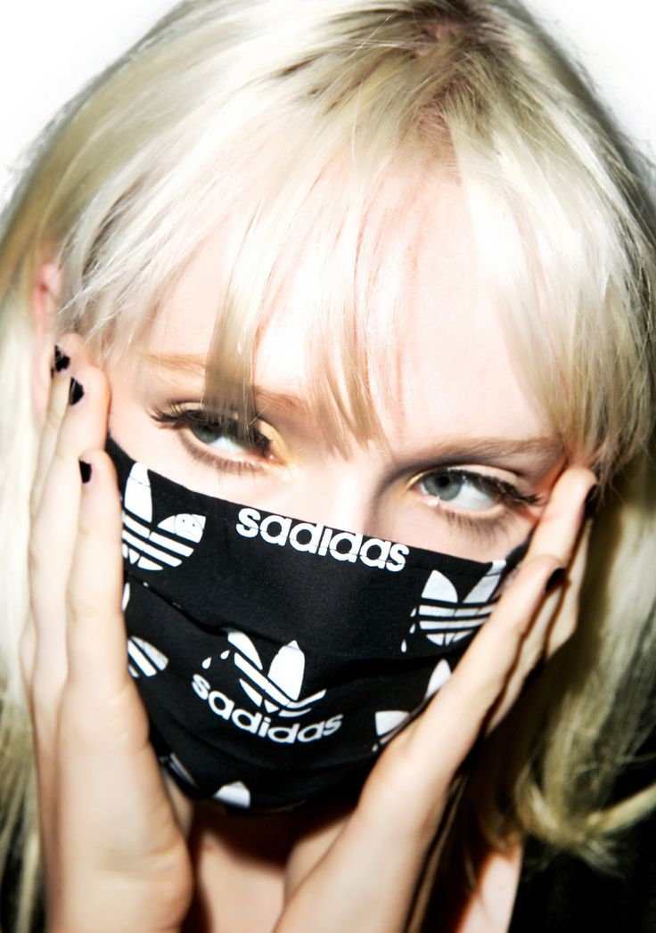 Sadidas Dust Mask | Masked girls | Mask girl, Street wear ...