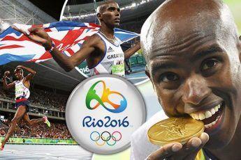 Sir Mo Farah: Muslim Athlete Receives Knighthood