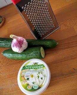 Tief im Westen: Veganes Tzaziki