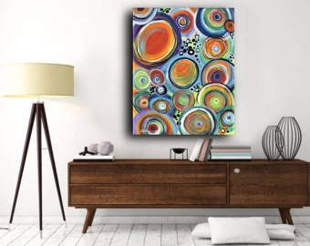 Original Painting Acrylic Painting on Canvas large Art