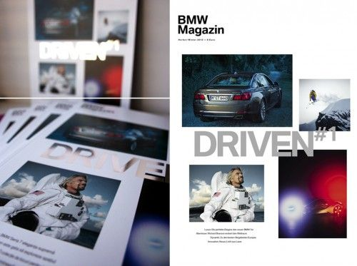BMW Magazin – un nou look, o nouă abordare : utopium advertising blog