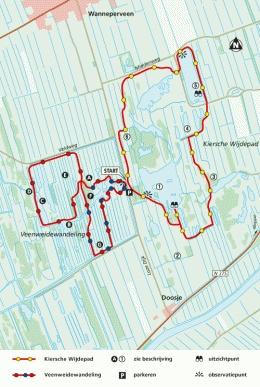 Wandelroute De Wieden bij Wanneperveen en Giethoorn   Natuurmonumenten