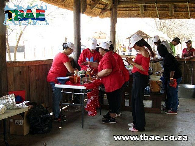 FNB Potjiekos Challenge Team Building Alberton #fnb #teambuilding #potjiekos