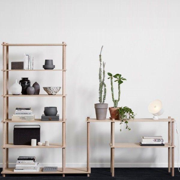 Woud Polar Shelf Questo Design Deco Mobilier Appartement
