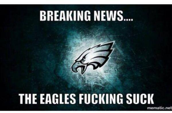 The fucking eagles