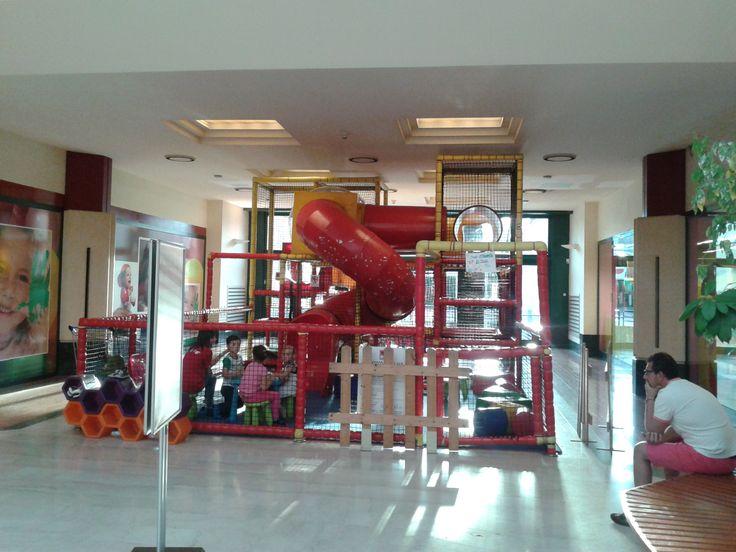 Play Mart - una delle prime strutture di gioco installate in un centro commerciale