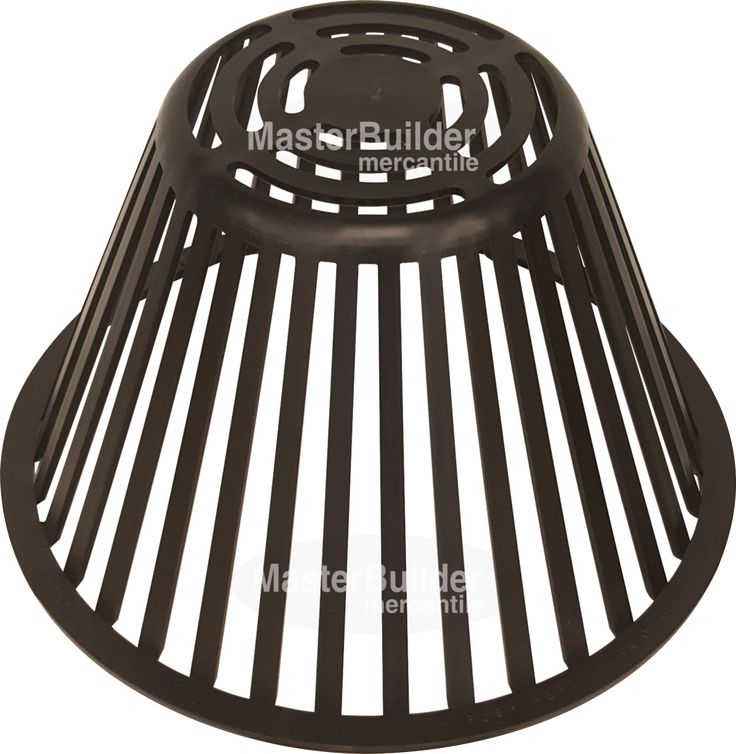 Zurn P100-POLYDOME-CAN Poly Dome for Z100 Series Roof Drains – MasterBuilder Mercantile Inc.