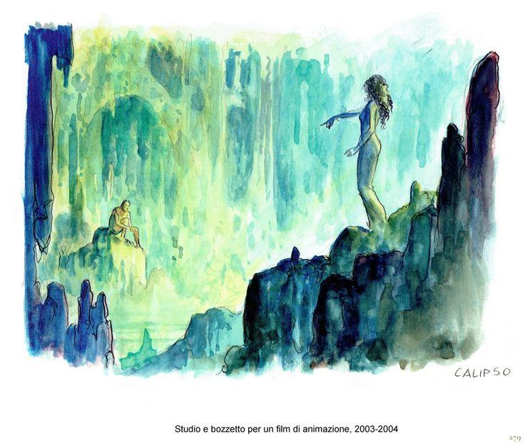 Milo Manara - Le Stanze del Desiderio, pag. 279