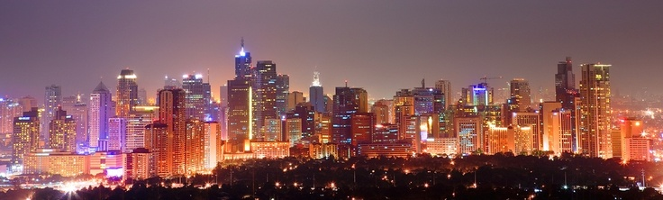 I work here. Makati City