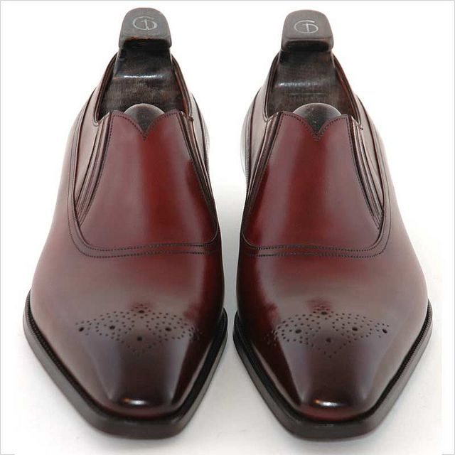 """Ma always was sure to compliment a man on his """"shined up"""" shoes :)"""