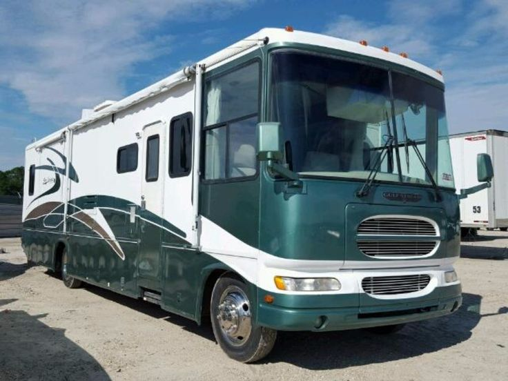 2001 #GULFSTREAM #SUNVOYAGER www.bidgodrive.com #rv #camping #outdoors #crosscountry #forsale #buy #bid #auction