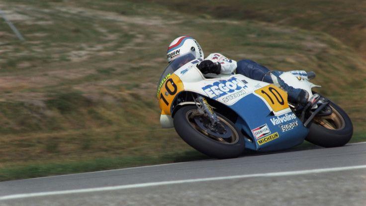 Jack Middelburg Suzuki RGB 500 cc