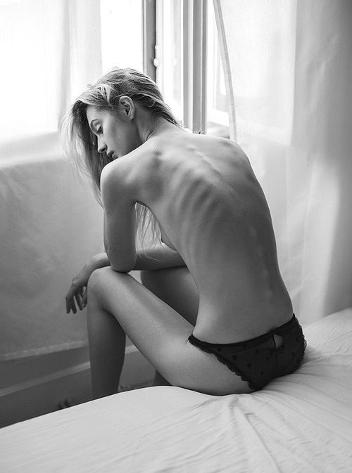Thinspo real girls nude pics