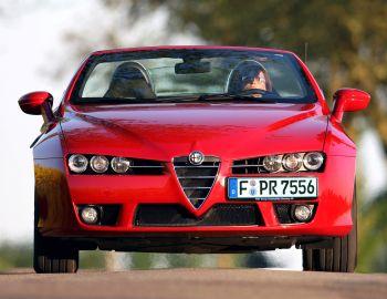Alfa Romeo Spider (939E) '2008–10