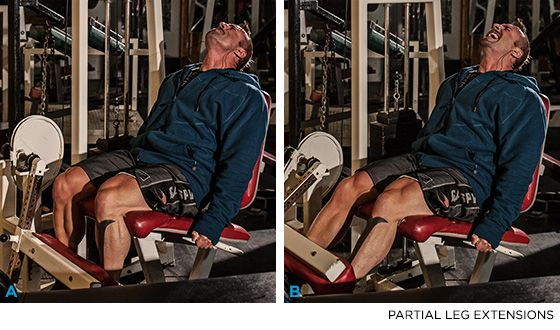 Leg workout from hell kris gethin s quad radical equation