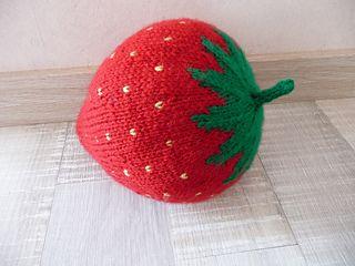 Giant Strawberry by Patty IJzermans