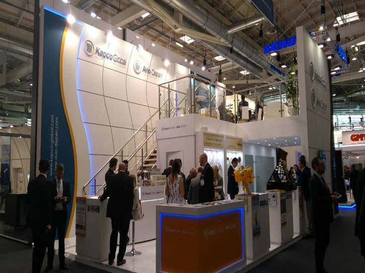 Our Recent Work In Aircraft Interiors Expo Hamburg 2017 For Kapco Global Exhibition Design