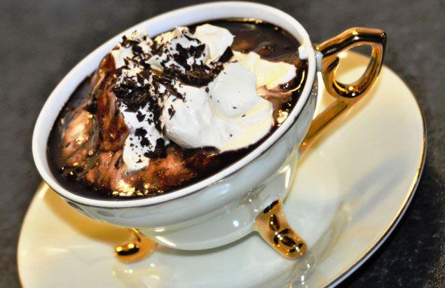 hot chocolate cilantro forward belgian hot chocolate