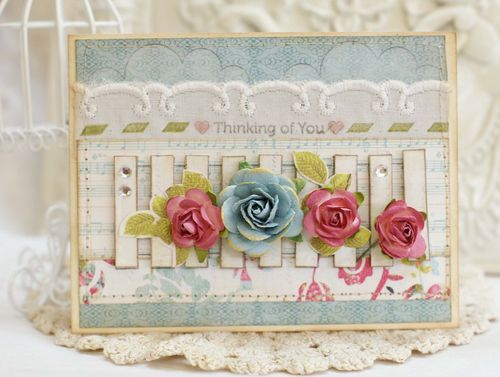 beautiful: Old Paper, Paper Inkpad, Flora, Handmade Cards, Everth Paper, Cards 2014, Cards Inspiration, Fence Posts, Paper Crafts