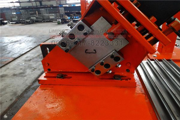 22 Best Green House Steel Frame Slot Roll Forming Machine