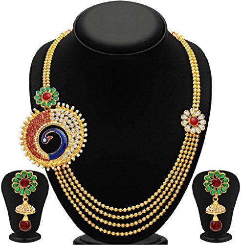 Red & Green Stone Indian Bollywood Designer Gold Plated S... https://www.amazon.com/dp/B06X96TSW1/ref=cm_sw_r_pi_dp_x_-fMnzb2D0Q3TR