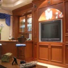 Encuentra aquí las mejores ideas para salas multimedia de estilo ecléctico. 1337 fotos de salas multimedia de estilo ecléctico te servirán de inspiración para la casa de tus sueños.